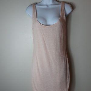 Victoria's Secret  Maxi Knit Ombre Tank Dress